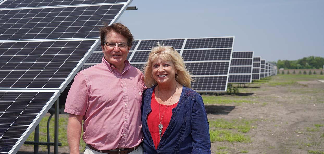 Solar Farm Case Study in Minnesota