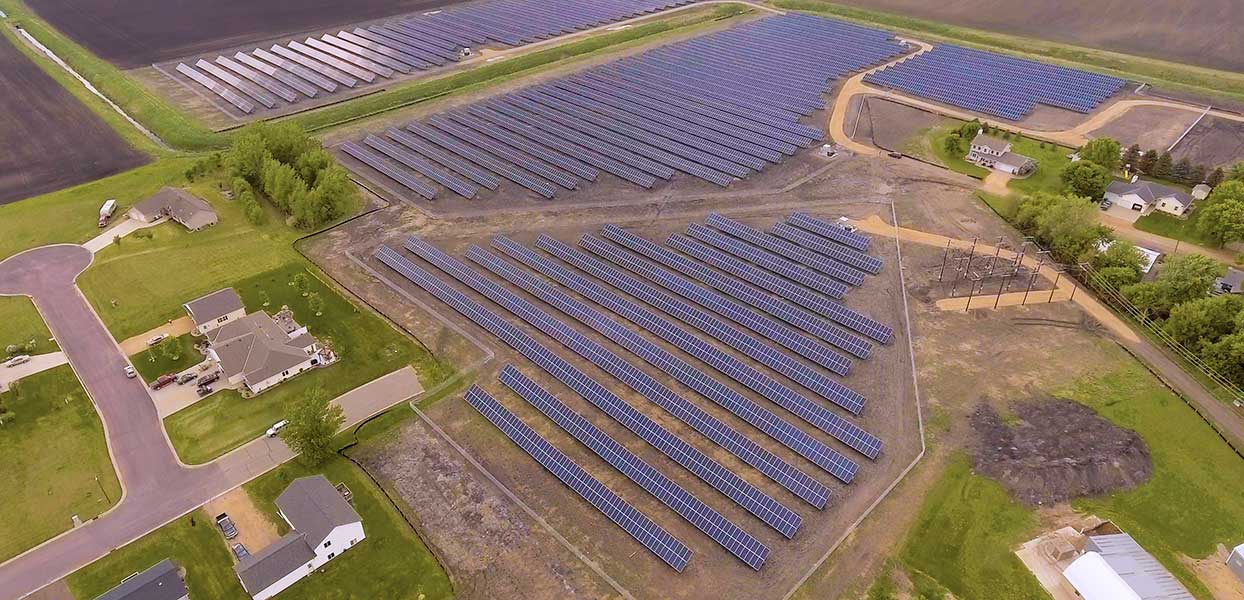 Making Community Solar Simple for Businesses, Schools, and Residences