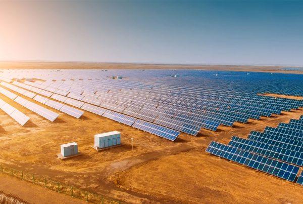 Solar farmland lease