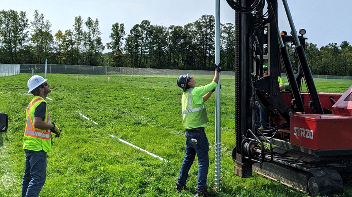 OYA Solar Begins Construction on a New York Community Solar Facility and Secures First Major C&I Subscriber