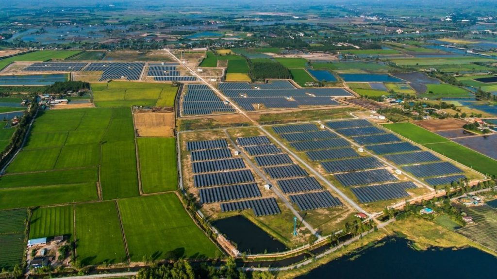 solar farm requirements